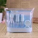 袋(PT10)が付いているプラスチック瓶およびペットびん