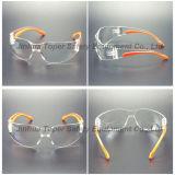 De dubbel Ingespoten Bescherming van de Ogen van de Bril van de Veiligheid van Benen (SG105)