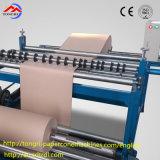 Nuevo/ Fq-1600// Máquina cortadora longitudinal de papel para la película de plástico