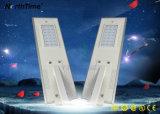 Lâmpada de rua solar Integrated da lâmpada ao ar livre nova do preço de fábrica do projeto