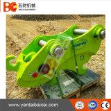 Kundenspezifische hydraulische schnelle Anhängevorrichtungen für Exkavator (YL45)
