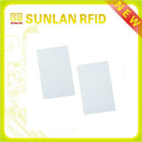 125kHz RFID Cr80 Inkjet Blank PVC Card avec Tk4100 / Em4200 / T5577 / Hitag1 Chip