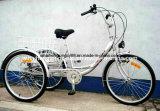 24/20 инвалидных колясках 3 цикла колеса с серебристый цвет для продажи (SH-T031)