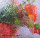 Fer basse en verre trempé serre avec 3,2 mm, 4mm, 5mm, 6 mm Mistlite Nasiji Design