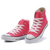 Eingebrannte beiläufige Schuhe an den niedrigster Preis-Segeltuch-Müßiggängern für Frauen