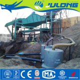 Машина добычи золота фабрики Julong сразу профессиональная на земле