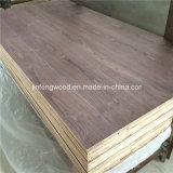 자연적인 검은 호두나무 베니어 MDF/Blockboard
