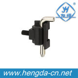 Yh9322 Solid Quality com Effect Black Usam-Friendly Door Hinges