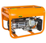 Potencia Value Easy Electric Comienzo con Battery 1.1kVA Gasoline Generator con CE