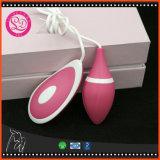 無線リモート・コントロールジャンプは女性のおもちゃのために超静かに防水する卵を投げつける