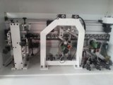 Precintadora automática de borde con la función del recorte