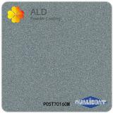Metallische silberne Puder-Beschichtung (A10T80022M)
