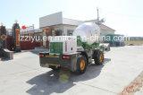 Vrachtwagen van de Concrete Mixer van Capaciteit 1.0 de Automatische