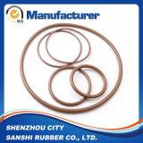 Giunto circolare di gomma del silicone per l'asta cilindrica