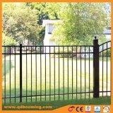 3つの柵のアルミニウム装飾用の住宅の庭の塀
