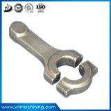Fer travaillé de pièce forgéee en acier d'ajustage de précision de pipe d'OEM des pièces de Forgd
