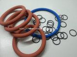 As568 de Blauwe O-ringen van de O-ringen van Vmq van het Silicone