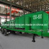 Arco Bohai máquina de formação de rolos de tejadilho