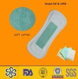 Wegwerfbares Cotton Anion Panty Liner mit Negative Ion Wholesale