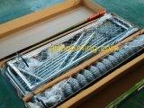 Pièce jointe de crabot de tige de Chainl enfermée dans une boîte 2 par couleurs