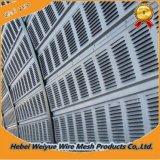 工場価格さまざまなカラーポリカーボネートの音速の壁の壁