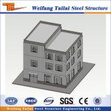 Les projets de construction de bâtiments préfabriqués Structure en acier Atelier mobile