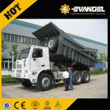 HOWO Sinotruck鉱山のダンプトラックトラック70トンのリッパーの