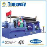 Máquina de dobramento de laminação de placas simétricas mecânica Nc mecânica três