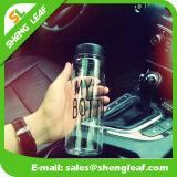 Botellas de plástico Botella Botella de agua del deporte al por mayor de la novedad (SLF-WB028)