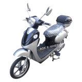 200W-500Wペダルが付いている電気バイクの電気モペットの電気スクーター