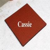 Высококачественные цветные резиновые Найджелом Пэйвером/резиновый пол керамическая плитка для детских садов