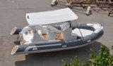3m a 8m Baixa Preço Inflável Raft Fishing Dinghy