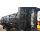 수송 화물 상품 3 차축 덤프 트럭