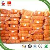 Laminação de folhas de toldo PE Lona de tecido grosso em Shandong