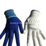 Черный ESD/Anti-Static носимые перчатки безопасности рабочие перчатки