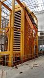 Ligne machines de panneau de particules de tige de coton