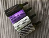 Hersteller direkt PET Schaumgummi-Plastikschutz-Netz für das Alkohol-Wein-Flaschen-Verpacken