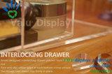 Cosmétiques très clair de la boîte de rangement avec tiroir Organisateur maquillage en acrylique résistant