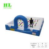 Campo di football americano umano gonfiabile personalizzato creativo della Tabella per il gioco di sport esterni degli adulti e dei capretti