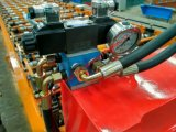 Rodillo usado del panel de la azotea del metal que forma el rodillo de /Portable de la maquinaria de la máquina/del material de construcción que forma la máquina