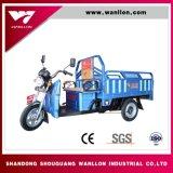 Triciclo elétrico do caminhão da carga de três rodas para o adulto