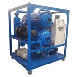 Het dubbele Systeem van de Terugwinning van de Olie van de Zuiveringsinstallatie van de Olie van de Transformator van het Afval van Stadia Vacuüm