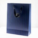 Sac de papier personnalisé par usine de cadeau de Hangzhou/sac de papier d'achats