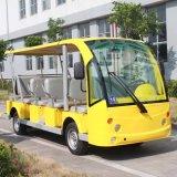 CE aprobar Turísticas eléctrico Auto Bus (DN-14)