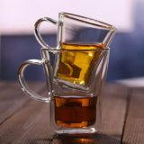 Personalizar taza taza taza de vidrio Mango Mango Vaso de cerveza