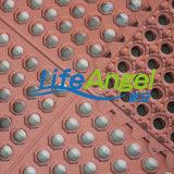 Estera de goma del drenaje/estera de goma de las Anti-Bacterias/estera anti del caucho del resbalón
