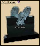 De absolute Zwarte Grafsteen van het Graniet, het Zwarte Monument van het Graniet Shanxi & Grafsteen