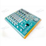 Miscelatore del miscelatore Smart-62 DJ dei canali del professionista 6 mini audio