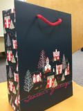 党誕生日/結婚式/クリスマス、チィッシュペーパー##Ab04のための卸し売りOEMのペーパーギフト袋