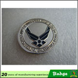 Zoll 3D Embossed Military Badge